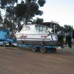 32-boat-transport-Cat-Brisbane-QLD-to-Dardanup-WA