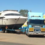 37 Regal Flybridge Cruiser Brisbane QLD to Fremantle WA
