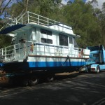 Geoff and Jennys Housboat from Surfers Paradise to Tuncurry NSW
