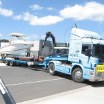 boat-transport-Triton-2690-backload-Melbourne-VIC-to-Mooloolaba-QLD